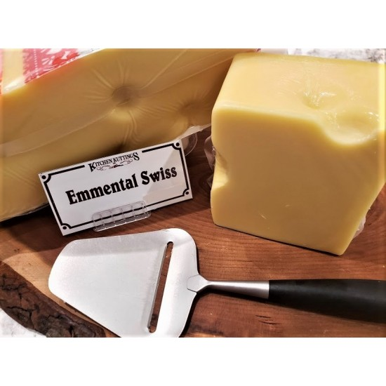 Fresh Cut Emmental Swiss