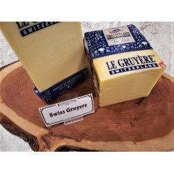 Fresh Cut Swiss Gruyere Cheese