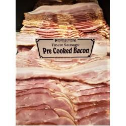 Precooked Breakfast Bacon