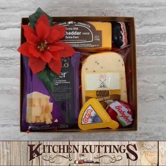 Kitchen Kuttings - Cheese Basket #3