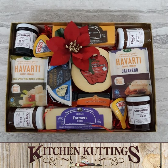Kitchen Kuttings - Cheese Basket #1