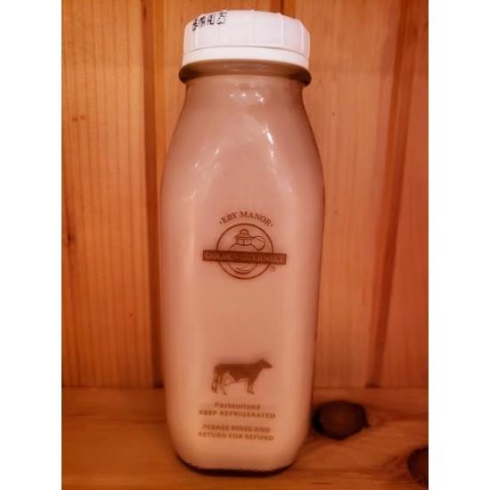 Eby Manor Chocolate Milk