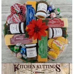 Kitchen Kuttings - Cheese Basket #5