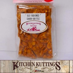 """Old Fashioned"" Cashew Brittle"