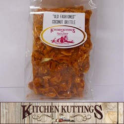 """Old Fashioned"" Coconut Brittle"