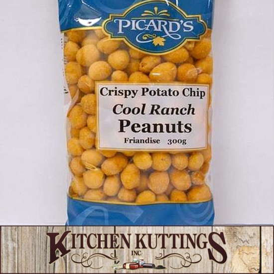Picard's Cool Ranch Chip Peanuts