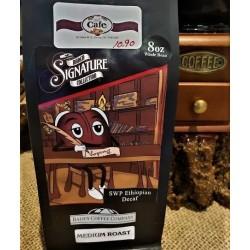 Swiss Water Decaffeinated Baden Coffee Beans
