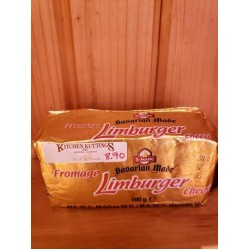 German Limburger Cheese