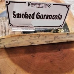Fresh Cut Smoked Gorgonzola