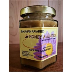 Local Pure Honey with Ginger