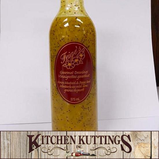 Honey Mustard & Poppy Seed Dressing