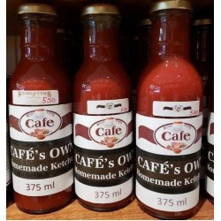 Cafe's Own Homemade Ketchup