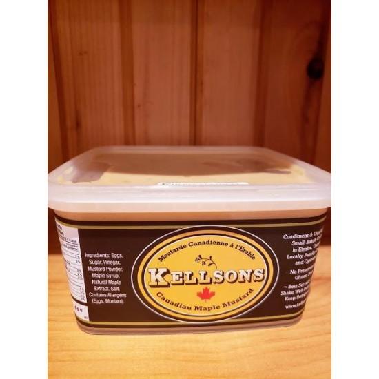 Kellson's Maple Mustard