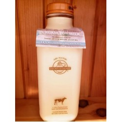 Local Eby Manor Golden Guernsey (Cream on the Top) Milk
