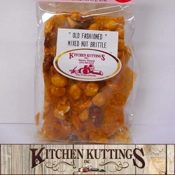 """Old Fashioned"" Mixed Nut Brittle"