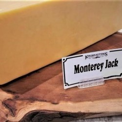 Fresh Cut Monterey Jack Cheese