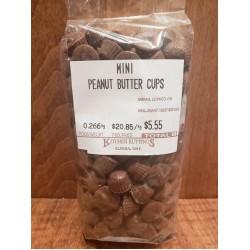 Mini Chocolate Peanut Butter Cups