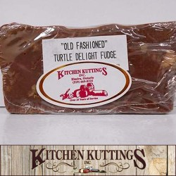 """Old Fashioned"" Turtle Delight Fudge"