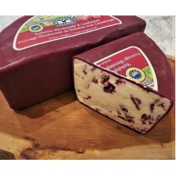Fresh Cut English Wensleydale with Cranberries