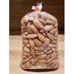 Whole Raw Almonds