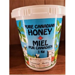Unpasteurized Local Creamed Honey