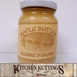 Pure Maple Butter