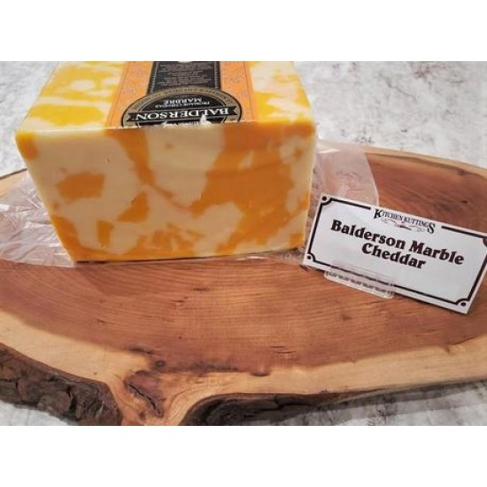 Fresh Cut Balderson Marble Cheese